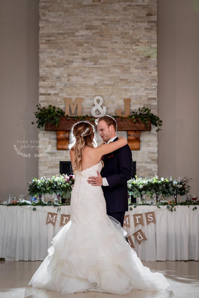 Wedding Dance at Winnebago Springs · McKennah + Jacob   Caledonia MN Wedding Photographer
