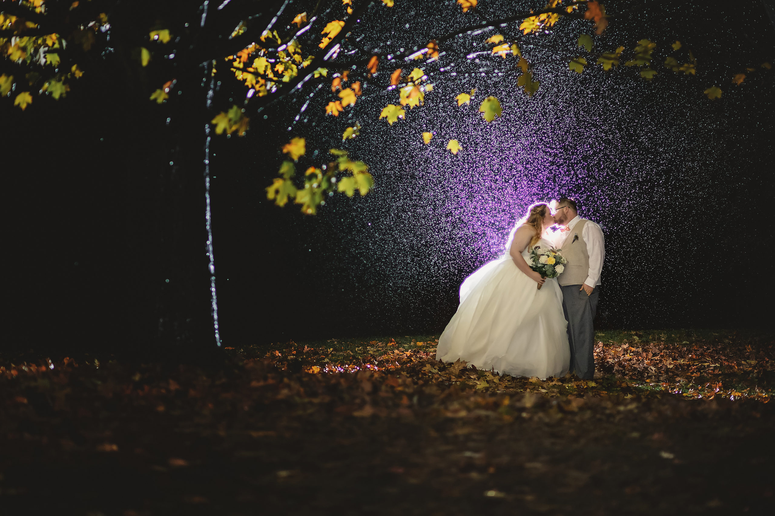 Twilight Session with Pink Spruce Photography in Portland, Maine