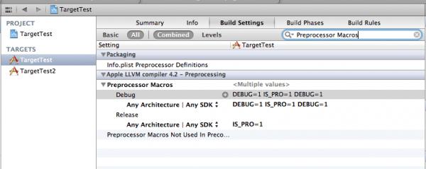 Preprocessor Macros