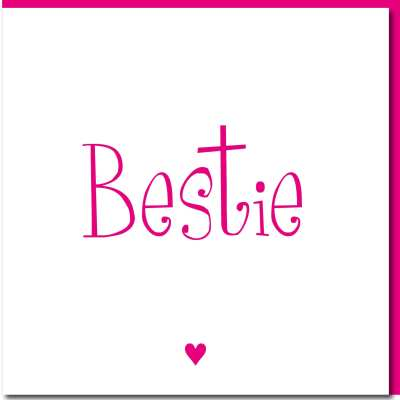 Best Friend Cards