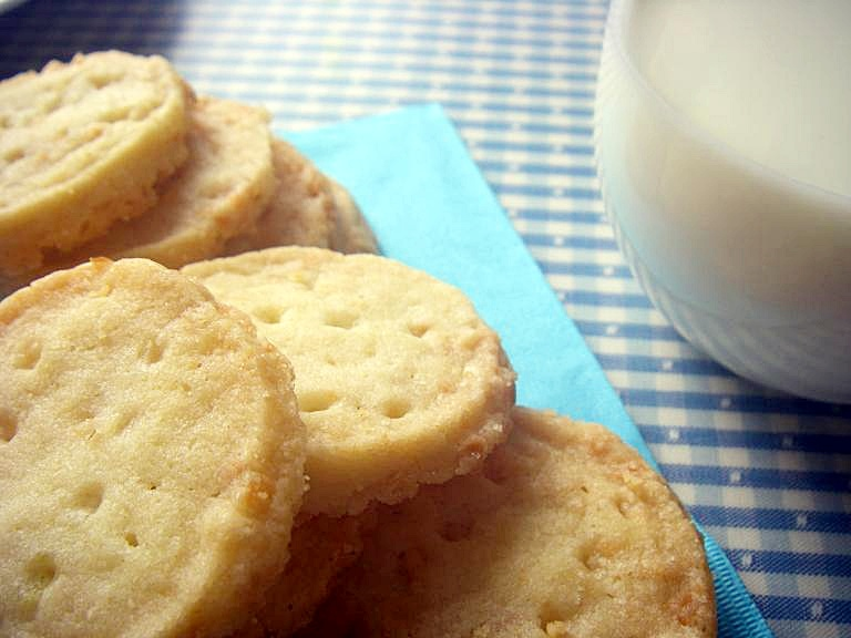 coconut butter thins
