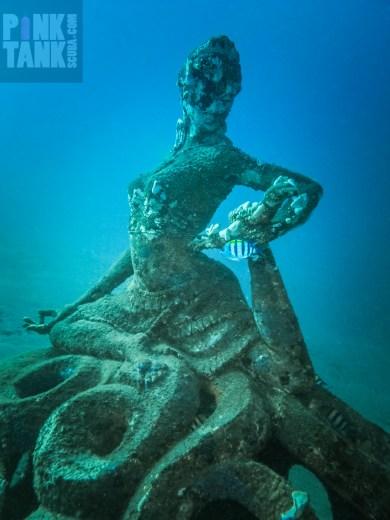 LOGO Mermaid Statue Bali