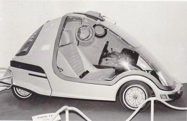 Toyota EX-II, 1969