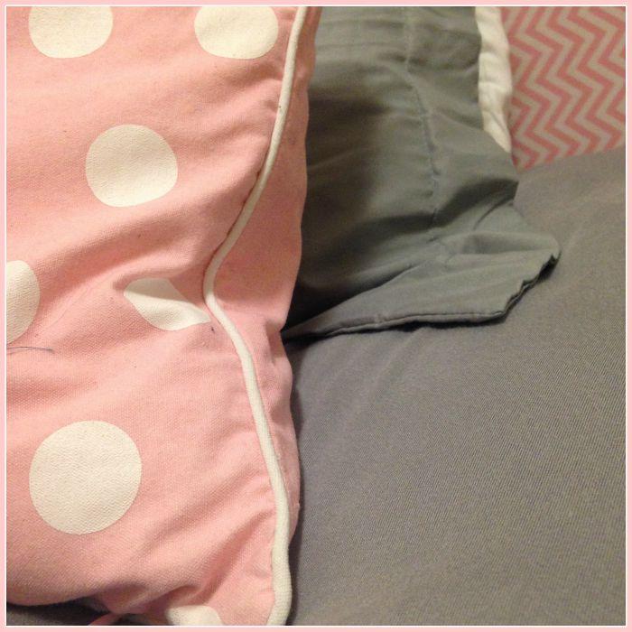 decrative pillow for a dorm room