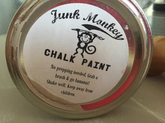 junk monkey chalk paint
