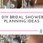 DIY Bridal Shower Ideas + A Little Bird Told Me Link Party #9