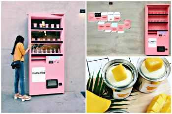 【韓旅】一定要在這裏打卡!販賣機暗藏機關!藏身在販賣機后的咖啡廳入口,讓你搖身一變粉紅特工!