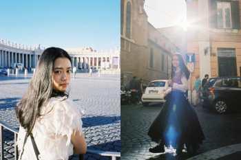 【日娛】杉咲花寫真集美照釋出~ 首部寫真集遠赴意大利拍攝,展現20嵗大人面貌~