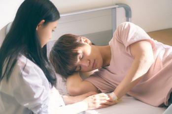 【日影】岩田剛典令人心動的睡臉~ 電影『完美世界』劇照再公開~