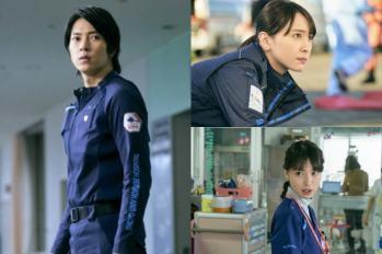 【日影】「Code Blue」電影劇照公開,以山下智久為首的五人帥氣逼人。