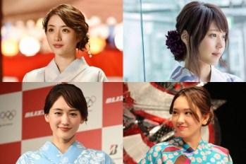 【排行榜】日媒Oricon公佈「最適合浴衣的日本女星」排行榜~  去年的第一及第二位置對調!