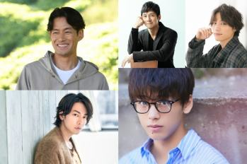 """【日娱】日本Oricon第10回男性投選""""最想擁有的容貌""""排行榜揭曉~ 「繼母與女兒的藍調」裏頭的兩位型男們原來都在榜上~"""