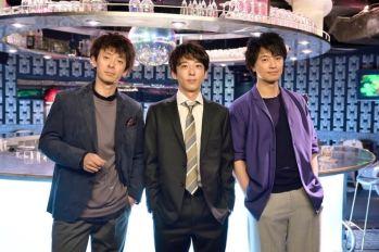 【日劇】高橋一生與斎藤工、瀧藤賢一正式開鏡!表示:「感覺越來越有趣了!」