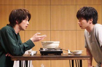 【輪到你了】與田中圭享用火鍋?!橫濱流星正式投入拍攝,反擊二人組成軍!