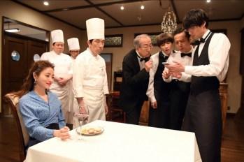 """【女王的天堂餐廳】餐廳上下齊心重奪主厨的自信與""""鹽分""""!這一集看下來頓覺肚子好餓~ 第2話"""