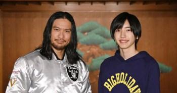 繼木村之後,再與大前輩長瀨智也合演~ 道枝駿佑參演電視劇「我家的故事」。