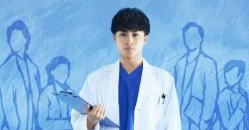 白濱亞嵐主演醫療熱血群像劇「別哭實習醫生」,化身實習醫生。