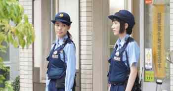 【女子警察的逆襲】恨鐵不成鋼,川合先被前輩們輪番訓話,再以迷之畫風立大功。|第3话