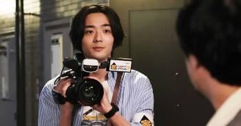 知名日本綜藝節目「跟拍到你家」電視劇化~ 龍星涼擔任主演,化身節目導演。