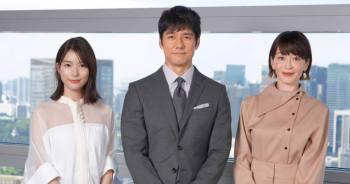 西島秀俊&宮澤理惠飾演夫妻,出演秋元康懸疑新作「真兇標記」。芳根京子也確定加入!