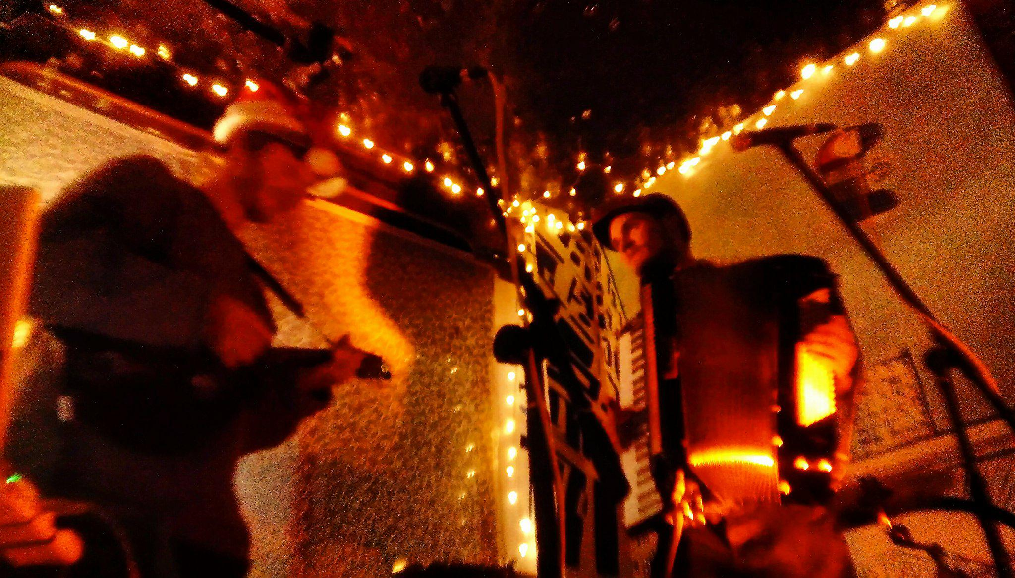 """Introducing Future-Folk Duo Yogobella: """"It's Like A Mishmash Of Time And Place"""""""
