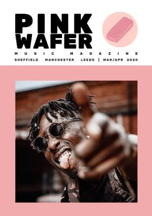 Pink Wafer Magazine | Mar/Apr 2020