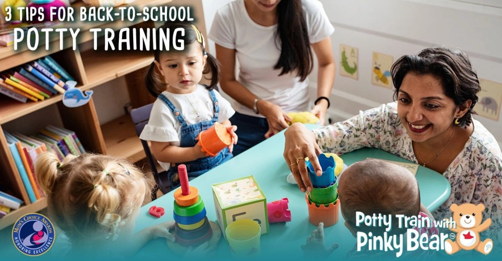 Tips for Back-to-School Potty Training