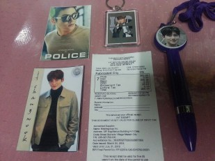 Fabricated City Block Screening in Manila souvenir items, c/o JCW Ph
