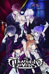 Diabolik Lovers - Genres: Romance , Harem , School , Shoujo , Vampire