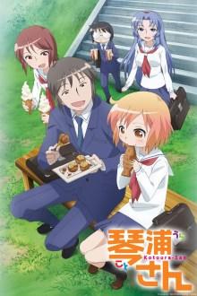Kotoura-san - Genres: Comedy , Romance , School
