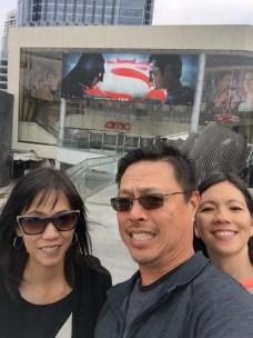 Meeting Kong Lee in Century City