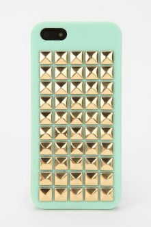 Urban Outfitters Pyramid Stud iPhone 5 Case $28.00