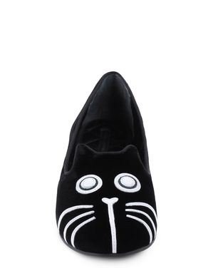 Marc by Marc Jacobs Rue Cat Smoking Slippers