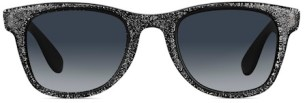 Black Glitter Carrera Sunglasses