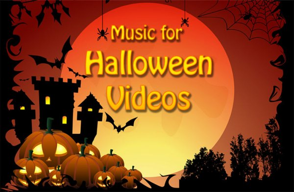 Music for Halloween Videos - Royalty Free Halloween ...