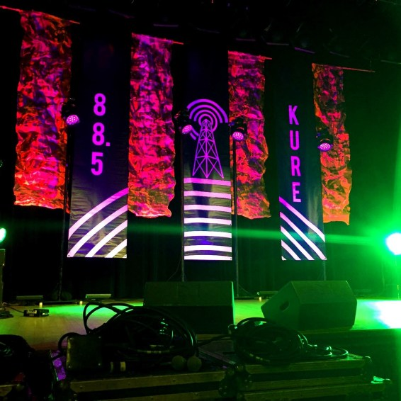 Lighting Design for KURE Fest