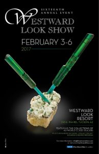 Westward Look Poster
