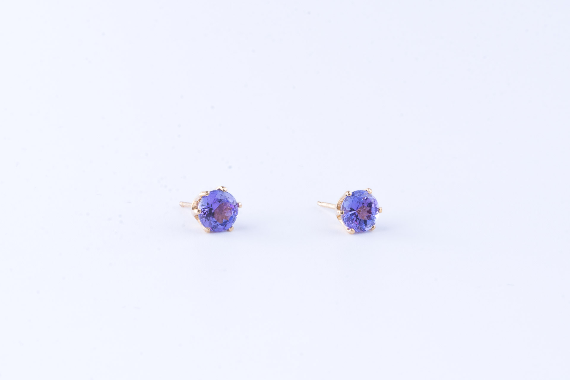 earrings silver in com sterling back amazon dp tanzanite lever genuine