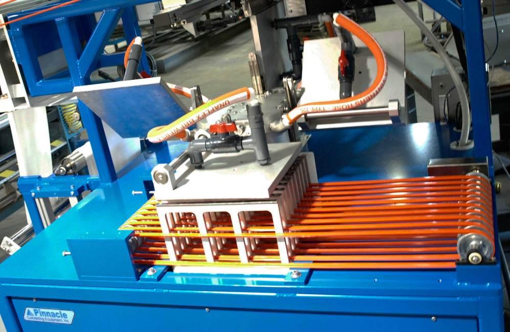 Laser Sheeting Machine