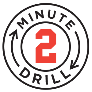 2 Minute Drill Corporate Tiers
