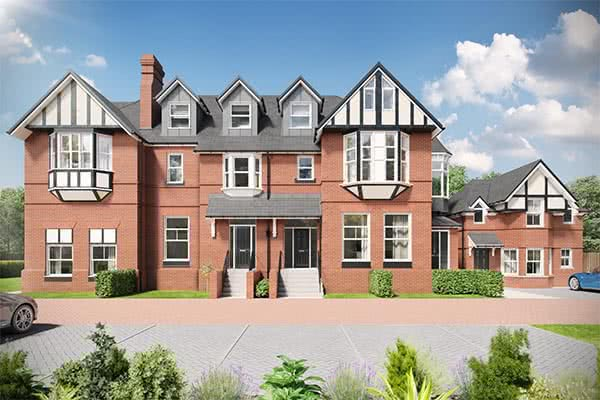 Sale 5 townhouses - Project Examples
