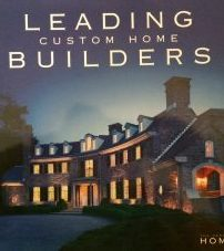Leading Custom Home Builders Book Cover