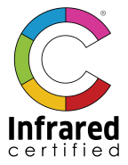 Infrared Certification Seal
