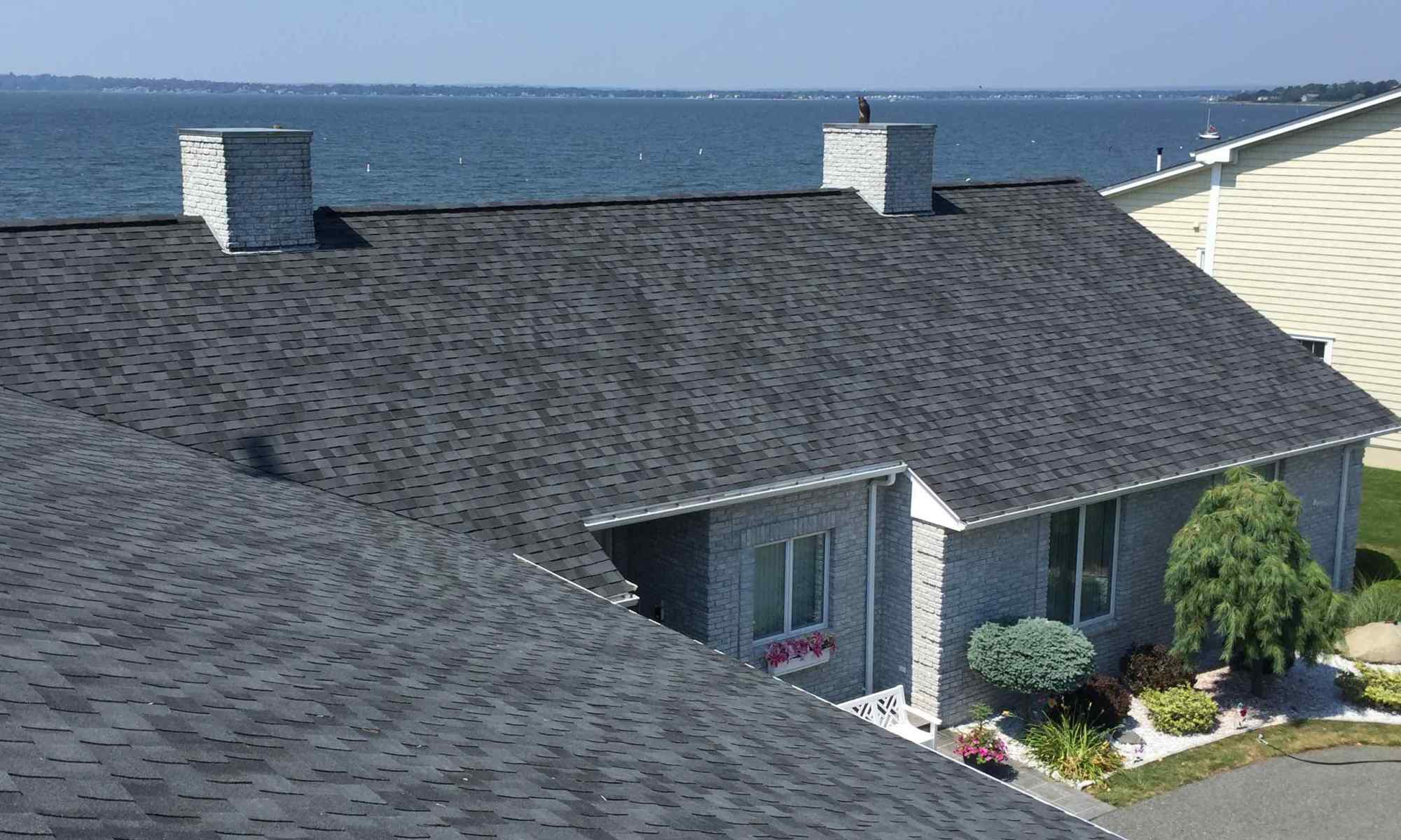 Always Top Quality roof and siding installation with Pinnacle Roof and siding