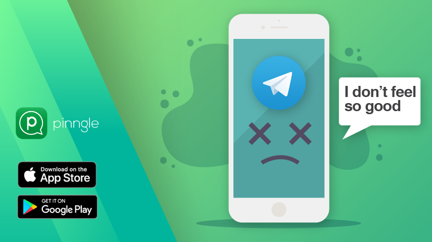 Telegram Not Working: Look What You can Do - Pinngle blog