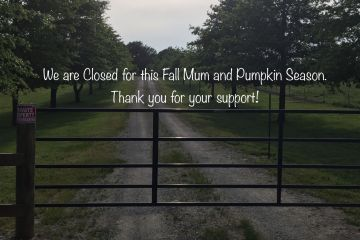 We are officially Closed