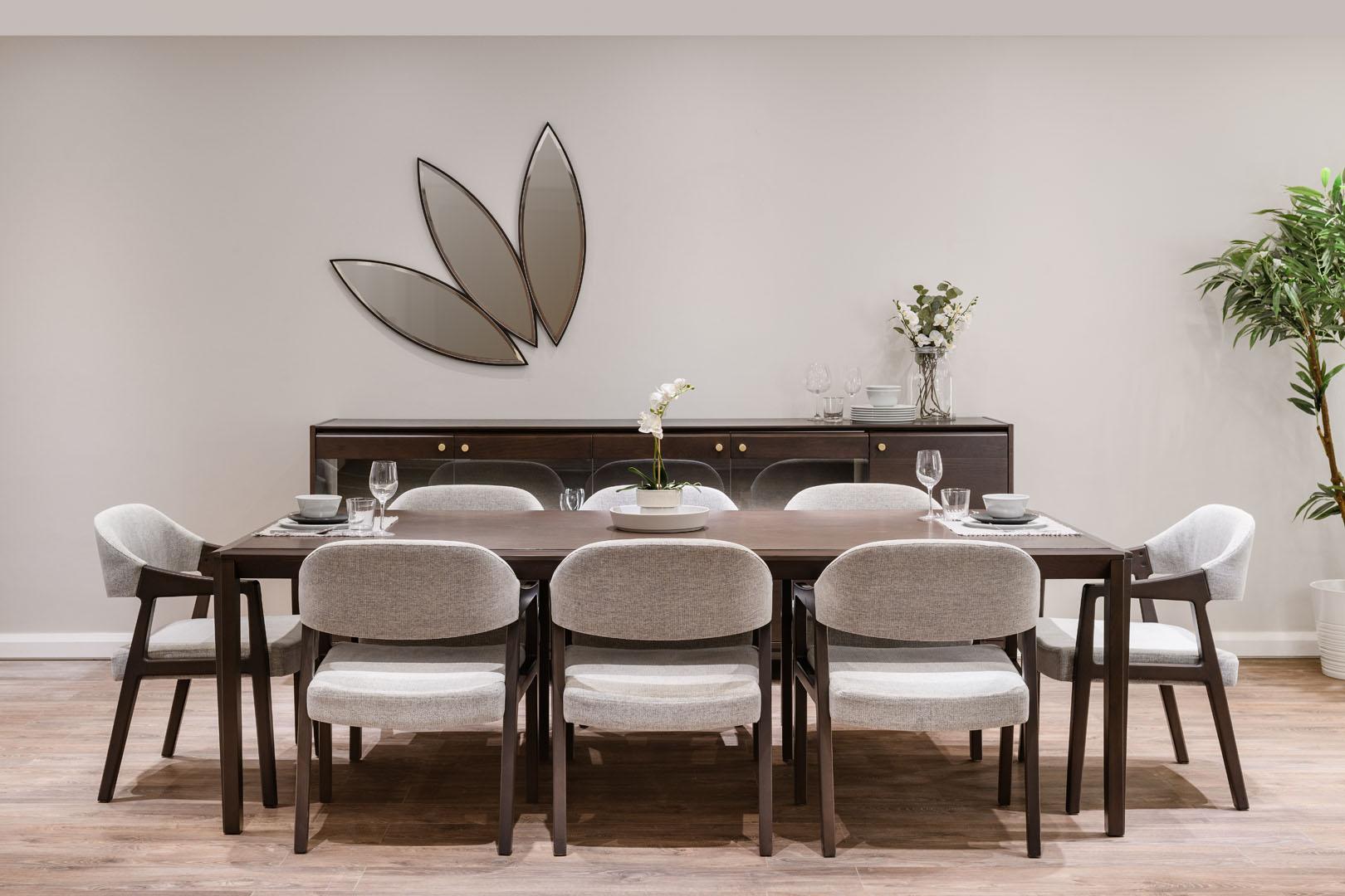 Mink dining - Pinocchio furniture