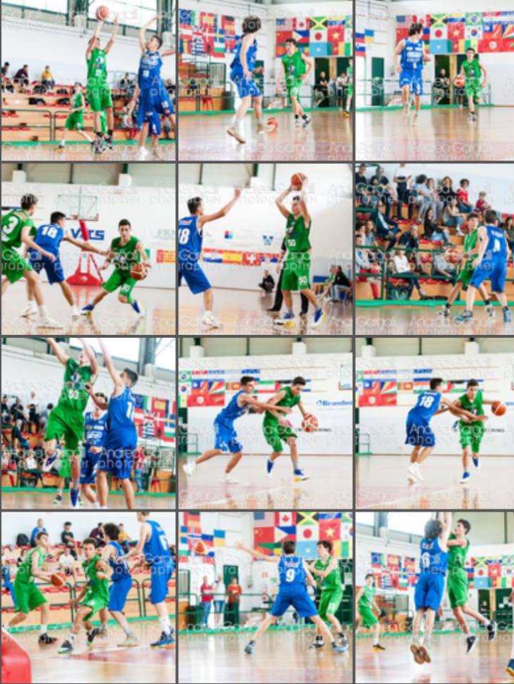BROTHERS & SISTERS IN BASKETBALL 2018 CAT. UNDER 15 ECCELLENZA