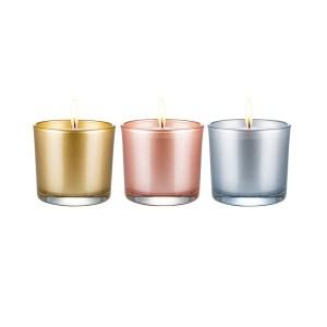 candle set 3pc. free choice