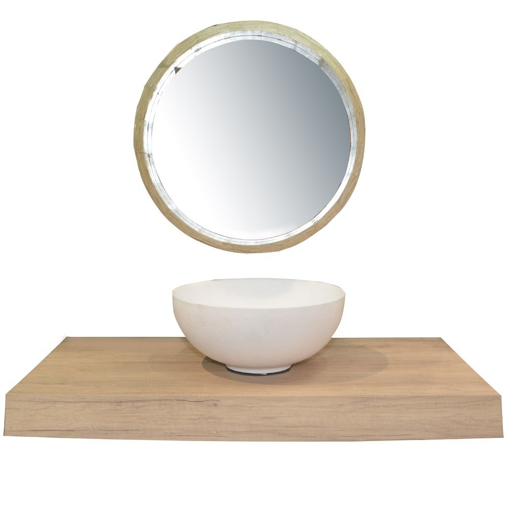 Bango tualeti 95x50x H9 cm ngjyre lisi 223504 3